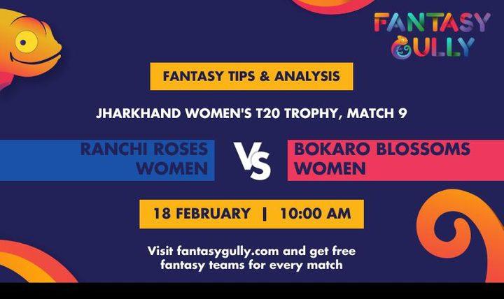 RAN-W vs BOK-W, Match 9