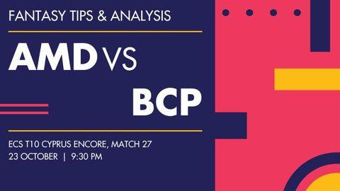 Amdocs CC vs Black Caps