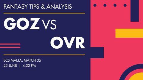 Gozo vs Overseas
