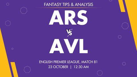 Arsenal vs Aston Villa