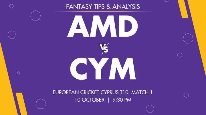 Amdocs CC vs Cyprus Moufflons