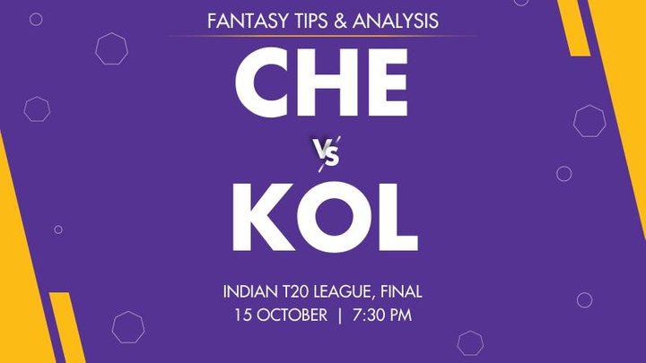 Chennai vs Kolkata