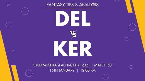 Delhi vs Kerala