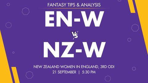 England Women vs New Zealand Women